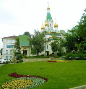 ρωσικη εκκλησια Αγιου Νικολαου